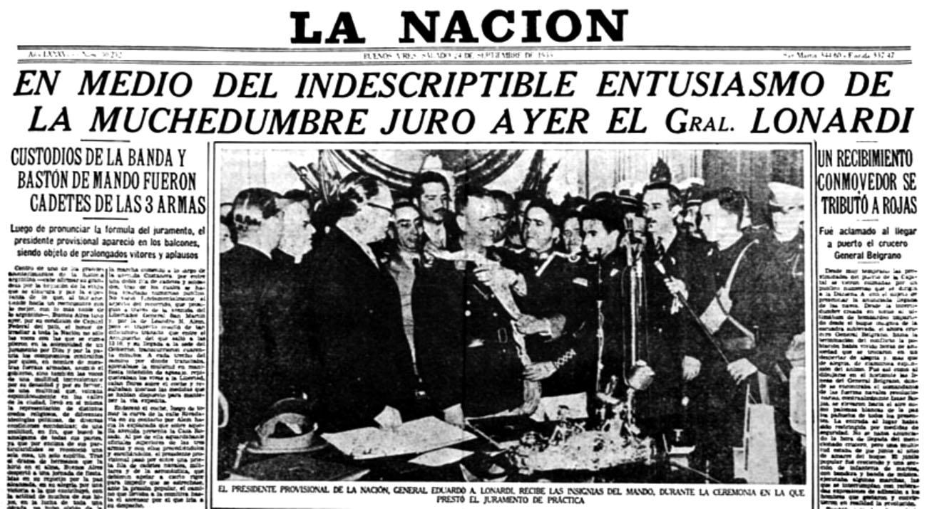 A 60 años de la gloriosa Revolución Libertadora - Por