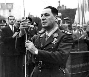 """El mito de Perón como """"la barrera"""" al comunismo. Por"""