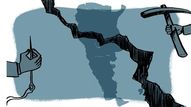La grieta. Por Hernán Alcolea - Prensa Republicana